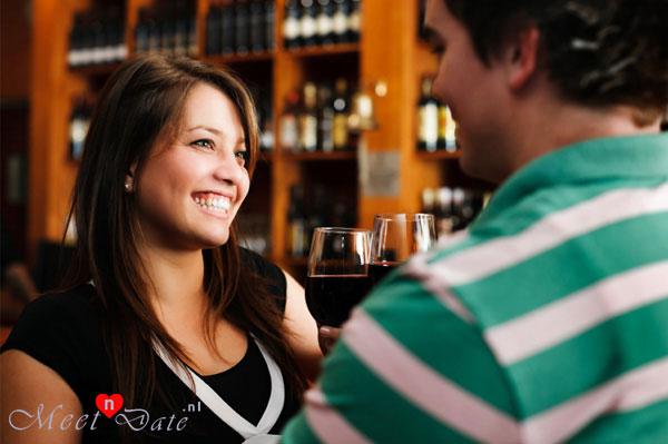 snelle en flirty speed dating
